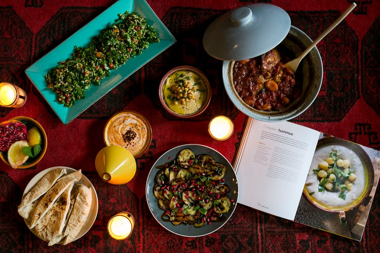 Lebanese Feast 1