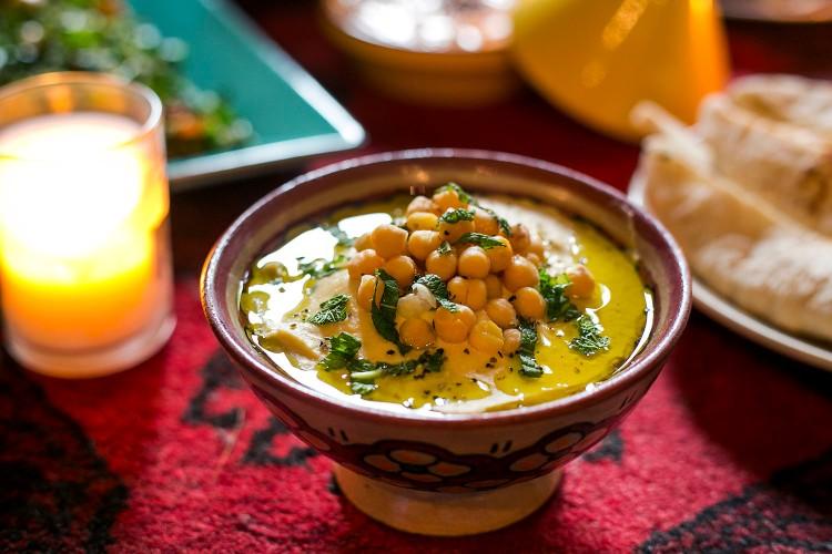 Lebanese Feast 2