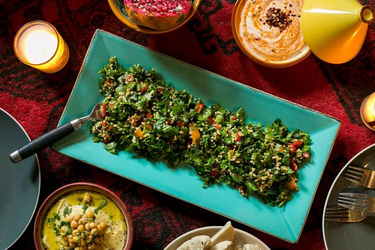 Lebanese Feast 3