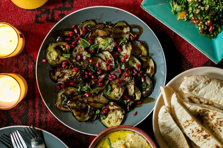 Lebanese Feast 4