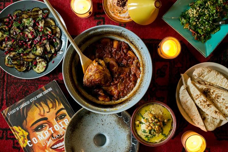 Lebanese Feast 5
