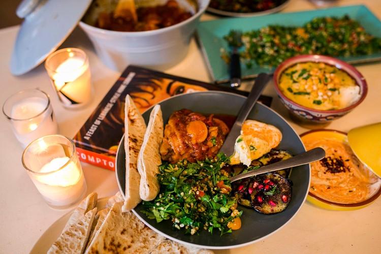 Lebanese Feast 6