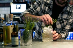 Ginseng & Thyme Cocktail 4