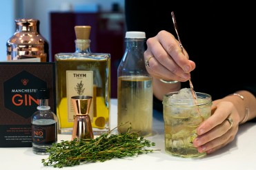Ginseng & Thyme Cocktail 7