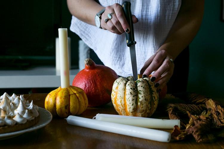Pumpkin Pie Method 1