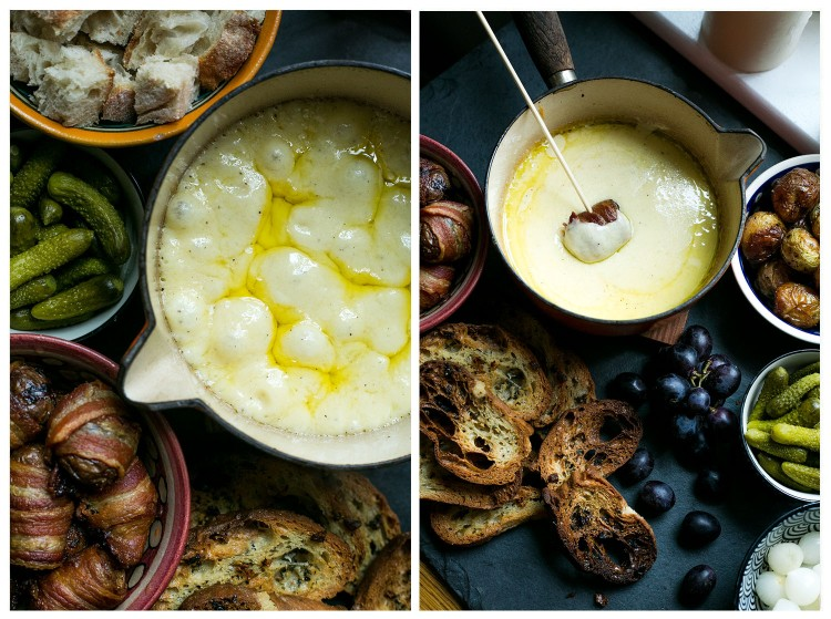 Cheese Fondue 4