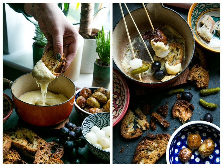 Cheese Fondue 5
